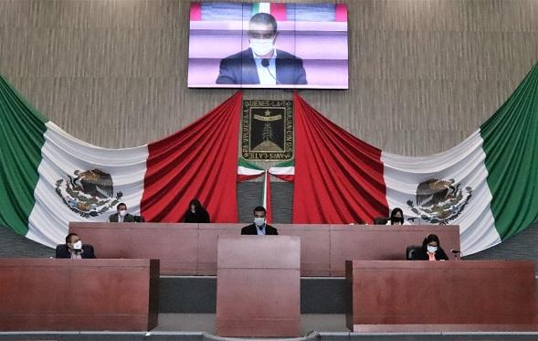 El diputado José Casas González propuso que la Entidad Superior de Auditoría y Fiscalización realice una auditoría especial al Ayuntamiento sobre el ejercicio fiscal del 2019 y el primer semestre del 2020