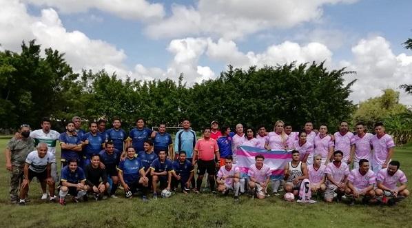 En La justa deportiva participaron los equipos Cobras de Morelos, Azkatl México (ambos representativo de la diversidad sexual) y de los Luchadores de Morelos PILLA (Producciones Internacionales de Lucha Libre), así como el Combinado de Prensa