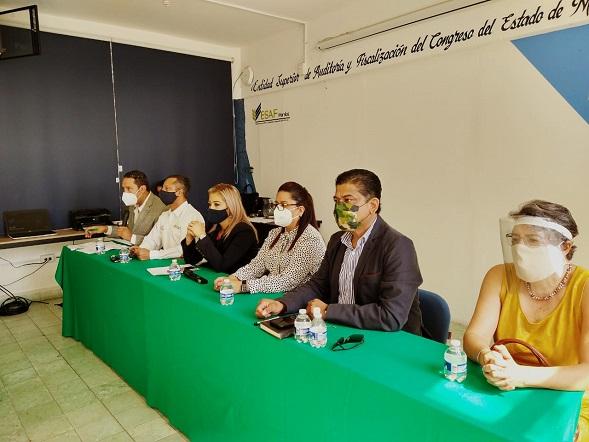 De la votación efectuada, resultó electa Ely Sofía Romaniz Arce, Contralora del Municipio de Emiliano Zapata