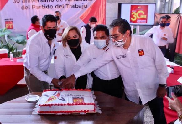 -Mientras haya militancia el PT continuará convocando a la clase trabajadora a integrarse en un bloque de lucha en defensa del pueblo; Tania Valentina