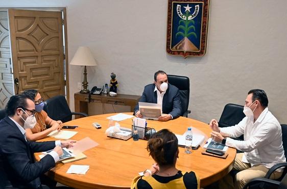 Guerrero Puente tomó posesión del cargo a partir del 16 de enero del presente año