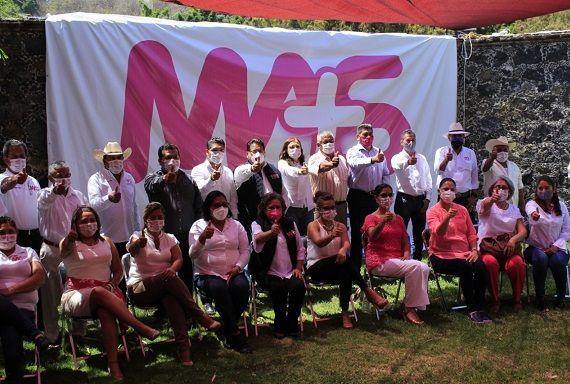 La presidenta del Comité Directivo Estatal, la ingeniera, Ana Bertha Haro Sánchez, señaló que si bien el MAS es un partido nuevo, sus candidatas y candidatos cuentan con una amplia experiencia en la administración pública, política y por supuesto socia