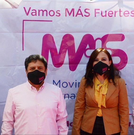 un claro ejemplo, aseveró, es el candidato del MAS a la alcaldía de Cuernavaca, Matías Nazario Morales, quien se convirtió en el primer aspirante a la presidencia municipal capitalina al solicitar su inscripción como precandidato en la sede estatal del Partido Encuentro Social