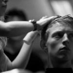 Kris Van Assche Spring Summer 2012 Backstage