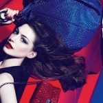 Tod's Fall 2011 Ad Campaign Featuring Anne Hathawa...