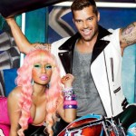 M.A.C Viva Glam 2012 Campaign - Nicki Minaj & ...