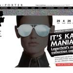 Karl Lagerfeld for NET-A-PORTER.COM