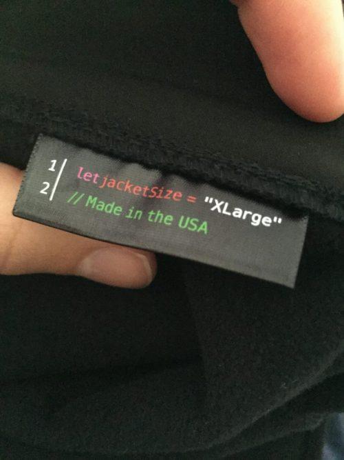 WWDC Jacket