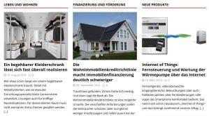 hausbauunternehmen Designdetail