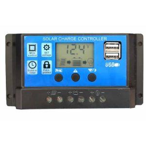 Контроллер заряда для солнечных панелей Juta 10-80А