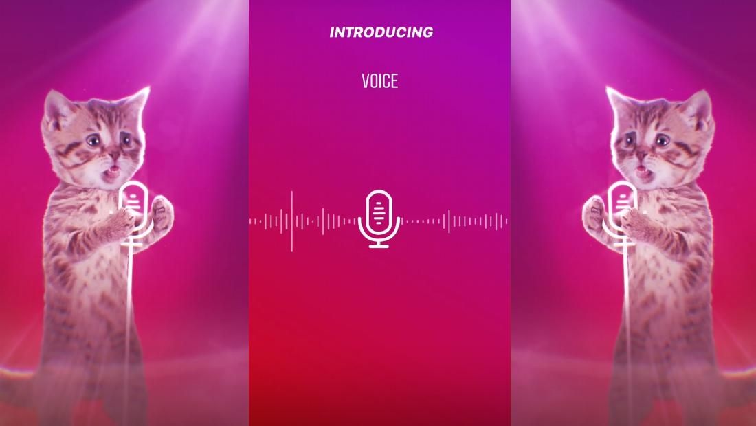 Instagram lansează mesajele vocale directe