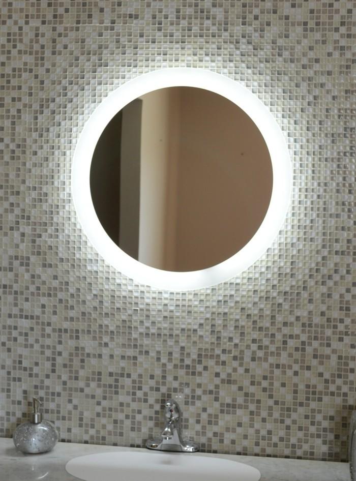 Miroir Lumineux Salle De Bain Bright Shadow Online