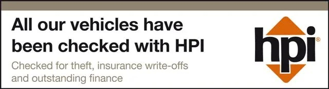 HPI Checked
