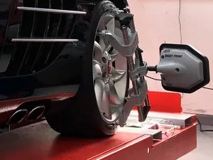 4 Wheel Alignment - Hunter - Bristol