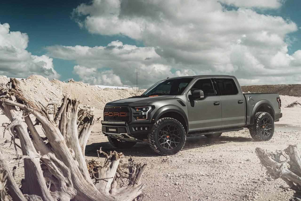 Ford Decals Raptor