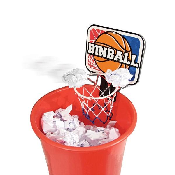 Panier De Basket Pour Poubelle Lancez Des Boulettes De
