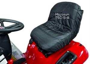 Housse de siège-Micro tracteur/Tondeuses autoportées