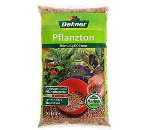 Dehner 392035 sac de billes d'argile 8/16 mm 10 l