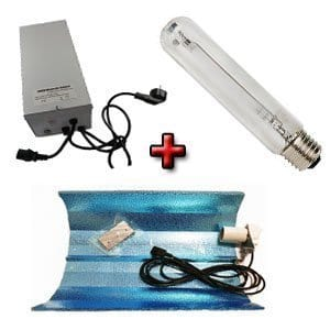 Bloom & Grow Kit d'éclairage avec ballast et réflecteur Stucco 50x 50+ lampe maxilumens 400 W