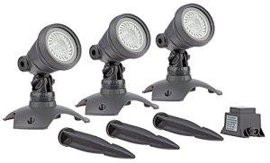 Oase 57035 LunAqua 3 LED Set d'Éclairage