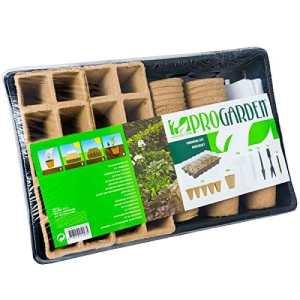 Provence Outillage 07958 Kit de Germination avec Pot 67 Pièces