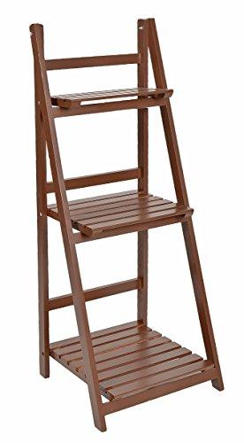 ts-ideen Etagère escalier 3 marches pour plantes et déco ...
