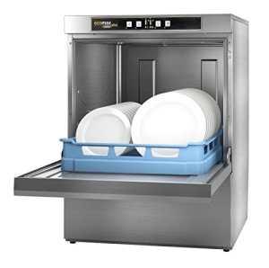 Hobart Ecomax Plus f503s-10a Premium Passe au lave-vaisselle avec Adoucissant intégré, 500mm Panier