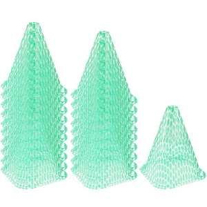 Com-Four Chapeau 20x capot de protection pour plantes, plante croissance aide, environ 23cm de haut