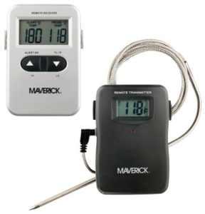 Maverick et-71os RediChek Télécommande écran LCD Thermomètre de cuisson sans fil avec émetteur