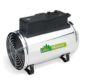 Bio Green PHX 2.8 Phoenix Chauffage pour Serre