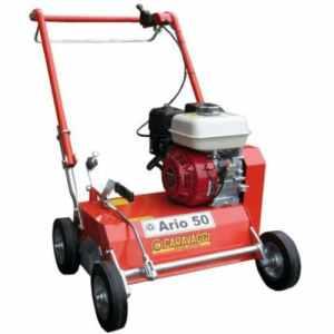 Scarificateur termique Caravaggi ARIO 50V moteur Honda