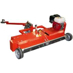 Scarificateur termique trainé pour quad ou tracteur Caravaggi ARIO 100M moteur Honda