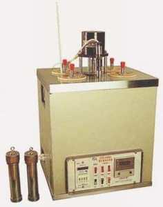 Syd-5096a Bande de cuivre à la corrosion testeur pour produits de pétrole