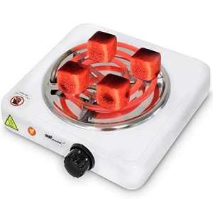 Broil-master® Allume-Charbon électrique 1000 W – Thermostat 5 Positions Permet de Régler la Puissance de Chauffe