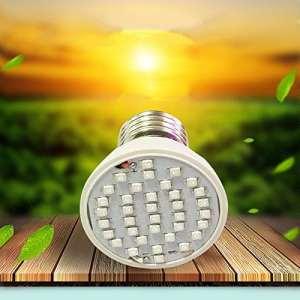 E2736LEDs plantes Grow lumière UV IR Fleurs Légumes en pleine Croissance lampe pour serre d'intérieur hydroponie