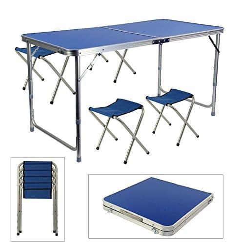 Generic * pliante TA kit pour BLE pliable avec chaises Table pliante ...