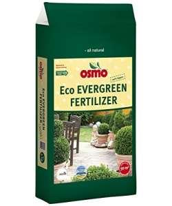 Osmo® Bio Evergreen Engrais 7–5) Sac de 5kg de 56+ 3% MG (dk 7–2