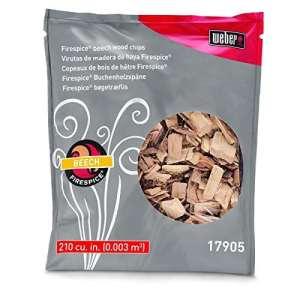 Weber de Fumage Fire Spice Chips, hêtre, Marron, 17,8x 8,9x 30,5cm, 17622