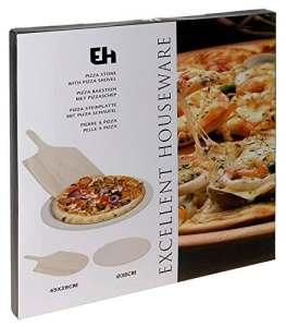 Excellent houseware-pierre à pizza steinplatte