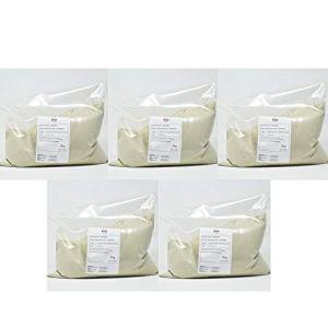 Mistral Bentonex SB Tondeuse de Sodium 5 kg Poudre, Classification pour la Construction Haute et Profonde, scellage pour la mer et la pâte à Sucre