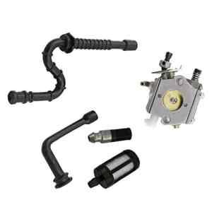 Sharplace Filtre À Air Kit Carburateur Carburant À Ligne pour STIHL Ms 260 024 MS240 Tronçonneuse Pièce