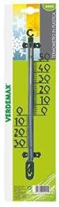 Verdemax 4445260mm Thermomètre de Jardin