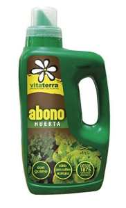 Vitaterra Engrais Liquide Jardinage 1l, 09210
