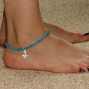 XPartner Charme de la Mode d'été perlé Bracelet de Pied Bracelet de Plage Bracelet de Plage