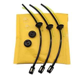 AISEN 3X Kit de filtre à essence universel pour coupe-herbe de débroussailleuse