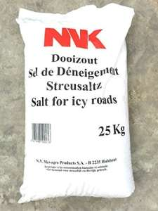 MGI DEVELOPPEMENT 25 kg de sel de déneigement – déglaçant.