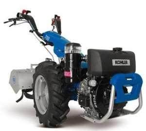 Motoculteur BCS 750avec mot. Kohler KD440Diesel 10,9hp –