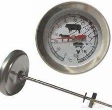 Nischenmarkt Thermomètre pour fumoir