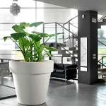 Teraplast Bac a Fleurs Vaso Standard One 140 cm Made in Italy recyclable
