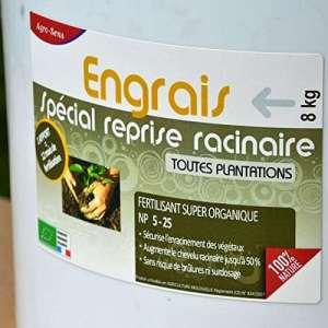 Agro Sens Engrais Plantation Riche en phosphore, spécial Reprise racinaire. 8 kg